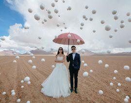 Matrimonio visto da angolazioni diverse !
