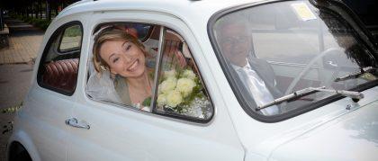 Manuela Grillo Sposa sceglie Non Solo White Milano Sposa