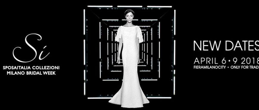 Si Sposaitalia 2018 la città di Milano si prepara all'evento Bridal più atteso dell'anno! I migliori Brand sfilano nelle passerelle milanesi per presentare le collezioni sposa 2019!