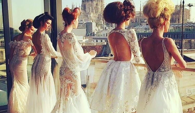 Corsi bridal stylist milano nonsolowhite